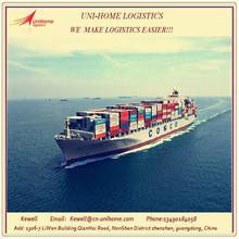 sea freight forwarders/container shipping from china/shenzhen/guangzhou/foshan/zhongshan to Wellington