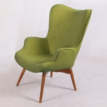 Reproduction Grant Featherston Contour Chaise Lounge Chair WF5164---Lounge Chair