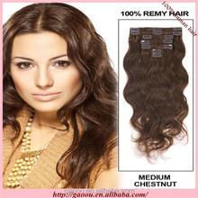 Manufacturer Wave Cheap Brazilian Remy Weave Human Hair Clip Hair