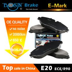 High quality brake pad D1316 for European car