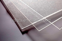 year long acrylic sheet for outdoor decoration