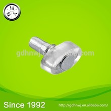 Sweet green after-sale service system Luxury decorative kitchen hardware fittings/plastic shelf supports