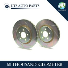 High performance Brake disc for manufacturers VW GOLF 3A0615301A