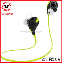 Sport Wireless Bluetooth 4.1 Stereo Earbuds/Headphones with In-Line Microphon, mini bluetooth earphone