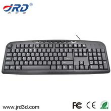 KB004 Plastic USB Wired Multimedia Computer Keyboard
