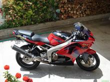 Fairing kit for kawasaki ZX6R 98-99 1998 1999 motorcycle bodywork,Customer painting acccepted