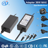 AC to dc 12v 3a switching power supply in desktop stlye