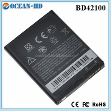 BD42100 Promotional lipo battery for HTC MY TOUCH 4G