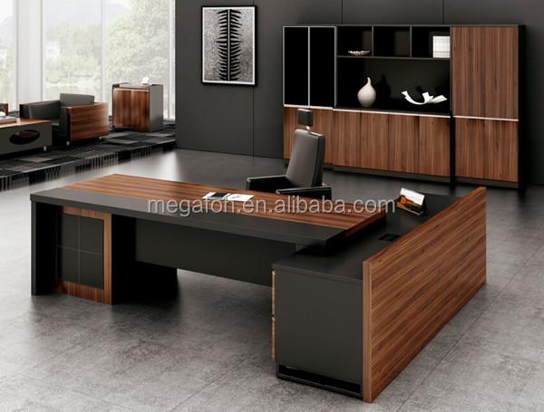 Presidencial de luxo mobili rio de escrit rio moderno mesa for Bureau de luxe design