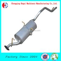 factory hot sale auto universal titanium muffler