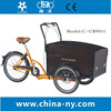 hot 24inch cargo trike tricycle for kids