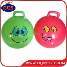 Wholesale exercise ball with handle