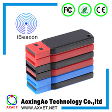Tiny USB2.0 type bluetooth module usb ibeacon with beacon modify software AXABeacon