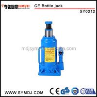 12ton blue hydraulic bottle jack