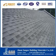 Fiberglass Asphalt Roofing Shingles Roofing Tile