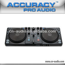 Professional DJ midi controller with Large scratch wheels DMD-800