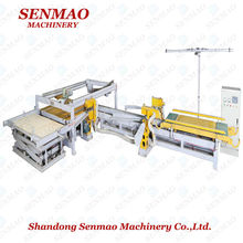 particle board cutting woodworking saw machine