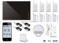 FDL-G1DB Hot sale!!!Security Wireless GSM Smart Home Alarm System, Wireless GSM alarm host,GSM Wireless alarm control