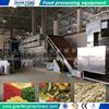 industrial dehydrator machine belt vegetable dehydrator