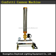 stage effect confetti cannon machine Remote control AC110V/220V Party Celebration equipment Confetti paper machine