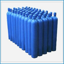 50L gas cylinder with valve, high pressure nitrogen gas cylinder, nitrogen gas cylinder with valve