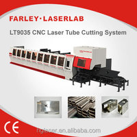 Hot sale CNC laser metal tube cutting machines in low price selling