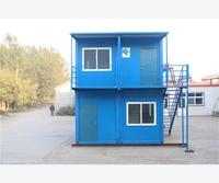 Nice Appearance movable prefab modular prefabricated prefab cabin container house