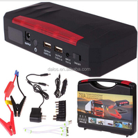 Multi-Function Portable Car Jump Starter Start Auto Engine Emergency Battery Power Bank Fast Charge 21000mah