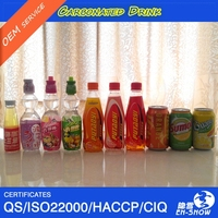 Soda Drink with OEM Bottle