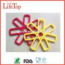 Wholesale Hot Sale Silicone Table Heat resistant Pot Holder
