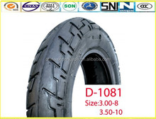 Advanced equipment motorcycle tyres3.00-8