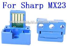 chips MX23 for Sharp MX23 toner chip reset chip