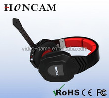 Great Stereo Sound Process Wireless 2.4ghz FPS game Headset with microphone
