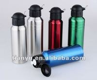 2012 cheapest bicycle use stainless steel bottle for cool water 500ml,750ml