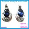 2015 new arrive rhinestone earring fashion crystal earring for women