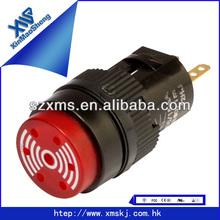 With LED lamp circular electronic buzzer