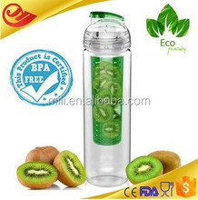 2016 new products infuser water bottle high good food grade quality fruit infuser water bottle ,water bottle infuser