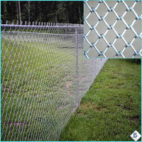 China Manufacture chain link fence Factory direct sales