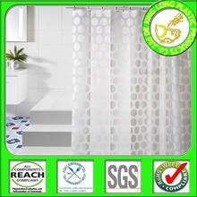 3D EVA PVC PEVA baño colorido cortina de ducha