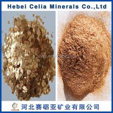phlogopite mica powder and flakes