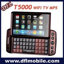 """quad band 3.6"""" dual sim mobile phone T5000"""