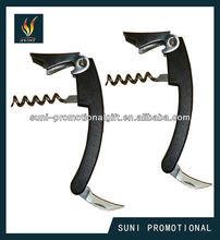 Stainless steel cork screw,corkscrew opener