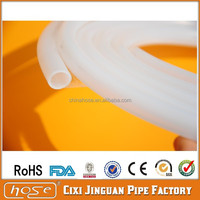 FDA Food Grade 6mm Thin Wall Silicone Rubber Tubing, Environment Friendly Silicon Tube, Patinum Cured Food Grade Silicone Tube