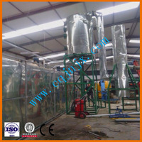 JNC Waste Engine Oil and Black Oil Recovering System