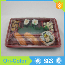 Good Quality Plastic Sushi Food Pet Packing Container