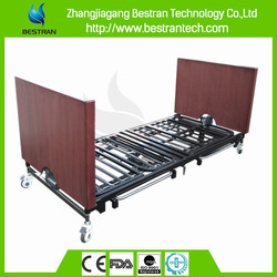 BT-AE032 home care hospital bed, wooden electric bed, nursing electric paralyzed bed
