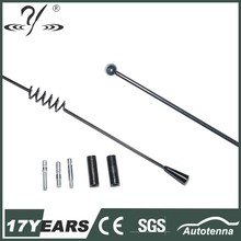Fit most cars mechanical antenna mast