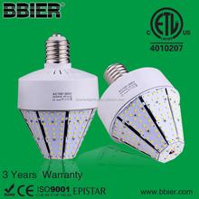 E27 base energy saving parking lot sodium lights replace bulb 5000k