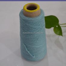 High quality Slub Yarn Melange Yarn with polyester viscose