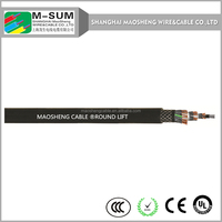 anti-ultraviolet, special PVC, shield, chinese Flexible Rubber Mining Cable